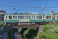 江ノ電に乗って七里ヶ浜へ - エーデルワイスPhoto