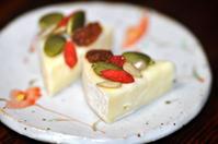 チーズ: fromage【フロマージュ】 CAMEMBERTA カマンベール 大好きな組み合わせ - 蓼科高原オーベルジュ シャレーグリンデルで四季を愉しむ