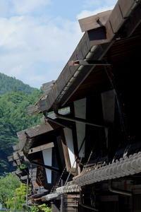 長野そぞろ歩き・塩尻:奈良井宿(8) - 日本庭園的生活