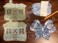 本日の小さな編み物 - 桃的美しき日々 [在中国無錫]