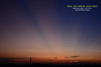 夜明けの光芒 - WEEKEND REAL LIFE-STYLE