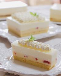 檸檬のケーキ - 恋するお菓子