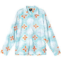 Stussy Sonoma Dye Pattern Shirt - trilogy news