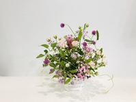 戯れる♪ - Flower Days ~yucco*のフラワーレッスン&プリザーブドフラワー~