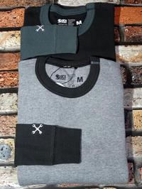 BLUCO サーマルロングスリーブTシャツ・KINGSTON UNION キャンバスシューズ入荷 - ZAP[ストリートファッションのセレクトショップ]のBlog