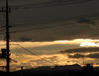 狭山夕景 - ひのきよ