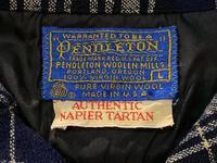 マグネッツ神戸店9/19(土)冬Superior入荷! #5 Pendleton Shirt ,TopSter Jacket!!! - magnets vintage clothing コダワリがある大人の為に。