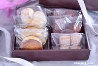Petits cadeaux~焼き菓子Box* - R-Sweetsな生活