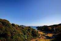 谷間の村に秋訪れる2020年9月14日 - 鉄道日和