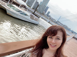 Tokyo Bayエリアでお散歩(^^)鮎川麻弥Mellows Live?Dear Summer? webアンケートの締め切りは明日9月20日(日)までですよ?! - 鮎川麻弥公式ブログ『mami's talking』