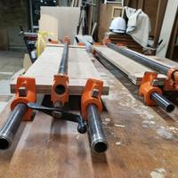改装工事5日目家具製作&什器製作訪問編 - アネンドのいろとりどりの日々
