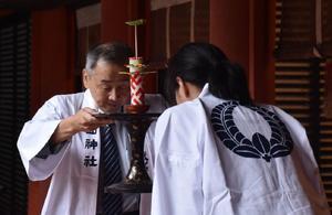 嘉吉祭と古代米 - 奈良・桜井の歴史と社会