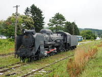 2020.07.20 富内線振内駅 - ジムニーとハイゼット(ピカソ、カプチーノ、A4とスカルペル)で旅に出よう