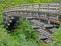 山梨 大月 (1)    猿橋 - 多分駄文のオジサン旅日記 2.0