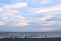 鵠沼海岸 - 写真の記憶