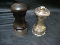 アンティーク英国製銀製胡椒入れ - アンティーク(骨董) テンナイン