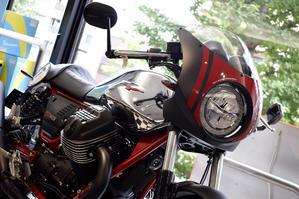 MOTO GUZZI V7 III Racer 10th ANNIVERSARY 入荷! - SCSブログ