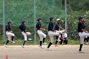 令和2年9月6日練習風景5 - 福知山ボーイズクラブ