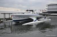 東京港に未来の船が来た - カメラと会いに行く