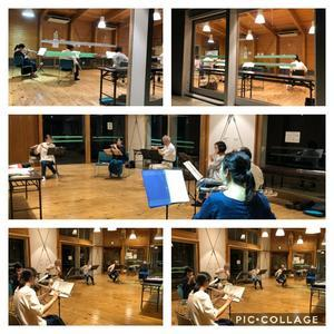 2020年9月18日 陽だまりハウスでの練習 - 花音の部屋