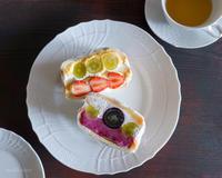 「サンチ」のThe信州産のフルーツサンド、軽井沢ショッピングプラザに登場です - きれいの瞬間~写真で伝えるstory~