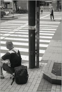 信号待ち - 心のカメラ   more tomorrow than today ...