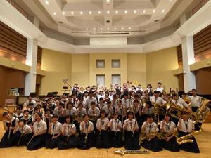 拍手と笑顔につつまれて… ?連島中学校『感謝のコンサート』 - 最近・・・のこと