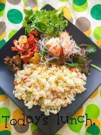 今日の私ご飯 - 料理研究家ブログ行長万里  日本全国 美味しい話