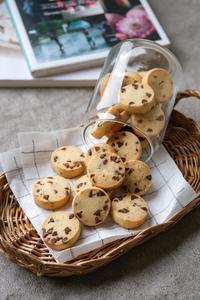 酵母チョコチップクッキーとバゲット - bouleな日々