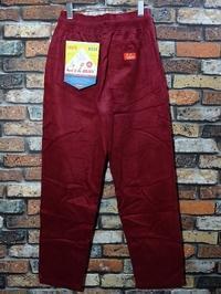 Cookman クックマン Chef Pants シェフパンツ ルーズフィット イージーパンツ (Corduroy) コックパンツ カラー:ワイン・ブラウン・ブラック5,940円(内税) 入荷 - ZAP[ストリートファッションのセレクトショップ]のBlog
