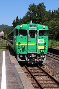 只見線・トロッコ列車に乗る!②(2020.8.30/9.5) - 風の中で~