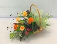 9月のNHK文化センター普通科の花は「ギフトアレンジ」 - クレッセント日記