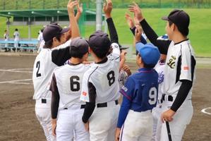 ドリーム大会 予選リーグ1試合目結果です!(^^) - 日越ブルースカイ