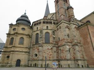 モーゼル川サイクリング旅行 (4) ドイツ最古の都市トリーア - ドイツの陽だまり
