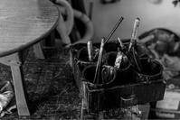 古道具屋で - ホンテ島 日記