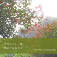 秋の温活応援メニュー<第2弾> - aloha healing Makanoe