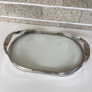 """""""Martian"""" Glass Tray - ye-ye"""