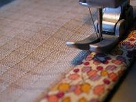 ミシンの直線縫い - 綺麗な部屋のママでいたい