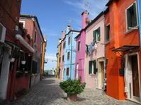 イタリア◇ヴェネチアの島々を訪ねる旅*ブラーノ島散策編05 - fermata on line! イタリア留学&欧州旅行記とか、もろもろもろ