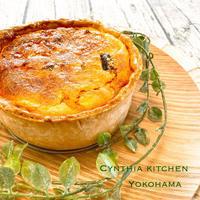 最近のキッシュとパン - Cynthia Diary   Quiche &Finger Food