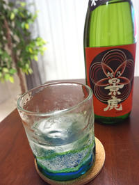 諸橋酒造『越乃景虎梅酒』 - もはもはメモ2