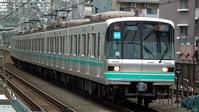 東京地下鉄南北線 - ラゲッジスペースBlog:奈美の鉄韻