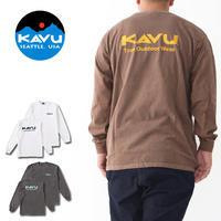 KAVU [カブー] TOW L/S Tee [19821312] トゥルーアウトドアウエア ロングスリーブTシャツ・長袖Tシャツ・MEN'S - refalt blog