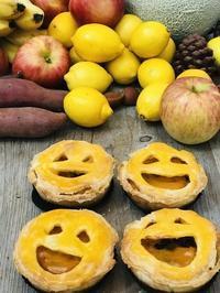 かぼちゃのスイ-ツ - 田園菓子のおくりもの工房 里桜庵
