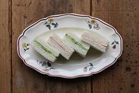 クラシックなサンドイッチ - Nasukon Pantry