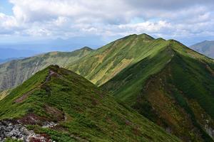 7年ぶりに美しき稜線へ! ウペペサンケ山 2020.9.19 - やぁやぁ。