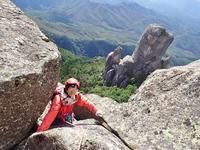 バリエーションルートで行く日本百名山・瑞牆山 - 山旅~ぼくを探しに