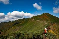 ウペペサンケ山~綺麗な稜線は今も健在~ - へっぽこあるぴにすと☆