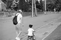 連休で子供に付き合う父親たち - 照片画廊