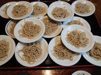 新蕎麦の季節 - 京都ときどき沖縄ところにより気まぐれ